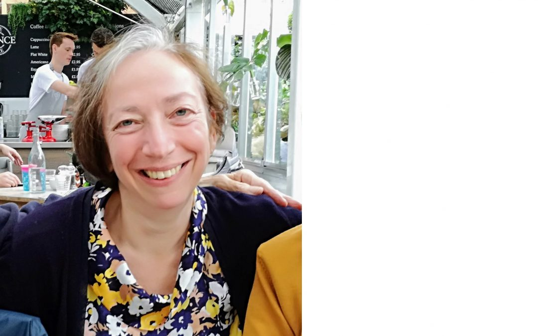 Jane Barnett – Osteopath.